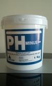 Μειωση Ph- minus / 1Kg για μικρές πισινές  ΚΩΔ 24-0029