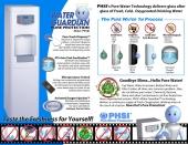 Μεταχειρισμενος Ψύκτης νερού PHSI PW1 με φίλτρο & ΟΖΟΝ σαν καινο